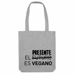 El presente es vegano
