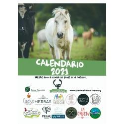 Calendario 2021 Santuario...