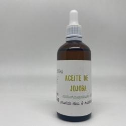 Aceite de jojoba Bio (100ml)