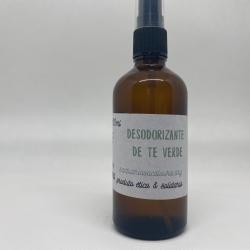 Desodorizante té verde (100ml)