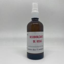Desodorizante rosas (100ml)