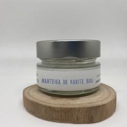 Manteiga de karité Bio (100ml)