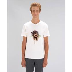 Camiseta recta Dalí (Por...