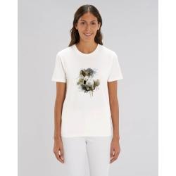 Camiseta recta Amaia (Por...