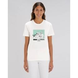Camiseta recta Viva la vida