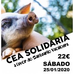 Cena solidaria Compostela -...